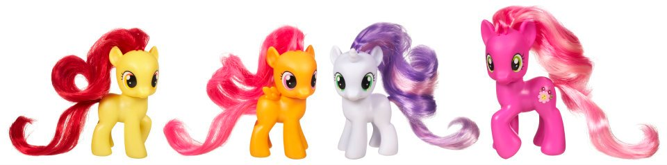 My Little Pony Flower Fillies Pony School Pals & Cheerilee