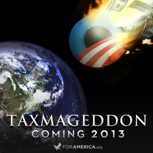 Taxmageddon will hit Americans on January 1