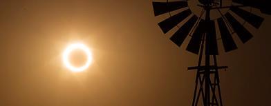 Rare eclipse crosses Asia