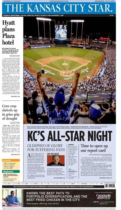 11 July Kansas City Star