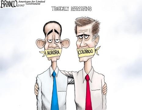 Tragically refreshing A.F.Branco Cartoon