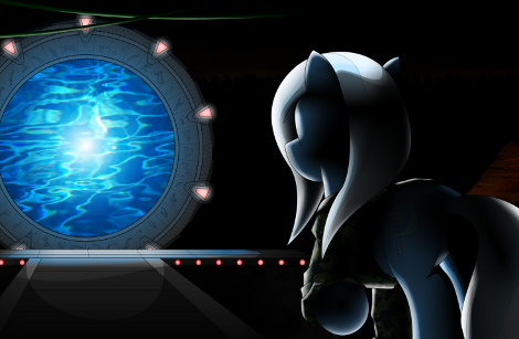 Trixie Lulamoon and the Stargate