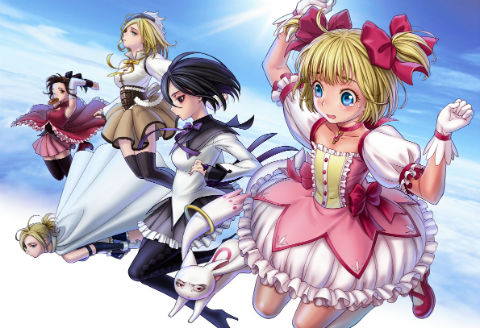 Attack on Magical Girls