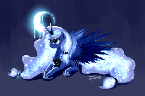 Princess of the Moonlight