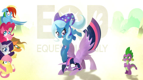 Figure out The Great and Powerful Trixie