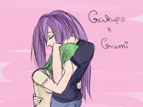Meine beiden absoluten Lieblingsvocaloids Gakupo und Gumi