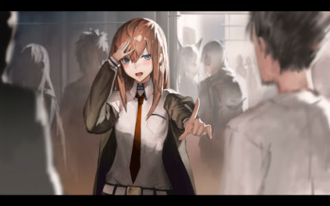 Future Lab Member 004 Kurisu Makise