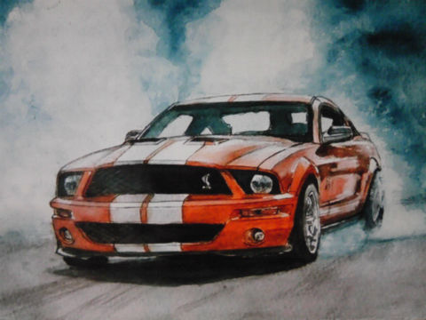 Shelby's GT500