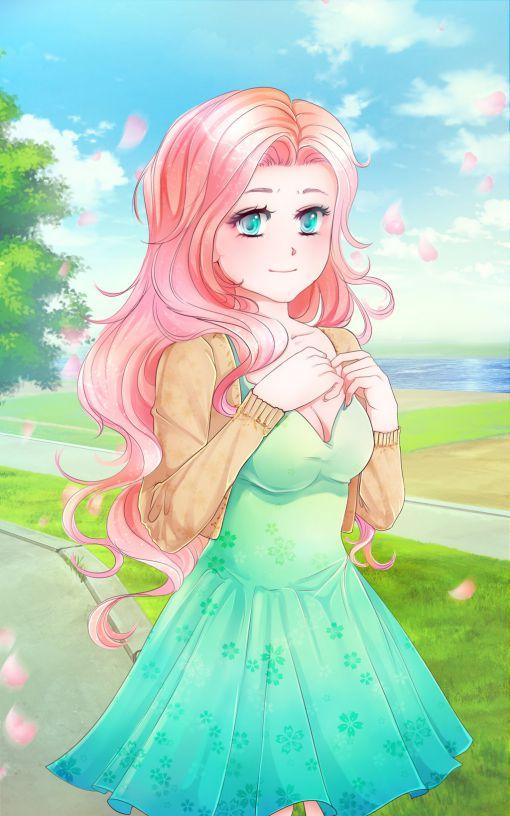 Hope you like Fluttershy done in Sai & MangaStudio