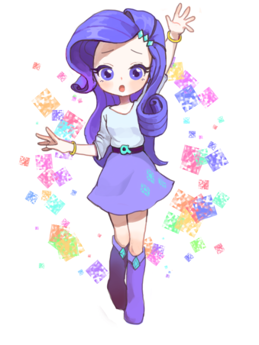 My Little Pony: Friendship is Magic - Rarity