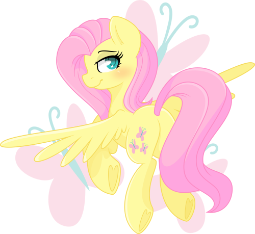 Cute Fluttershy is cute