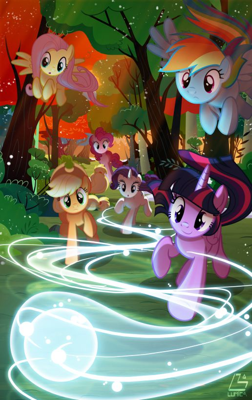 My Little Pony Friendship is Timey Wimey Magic