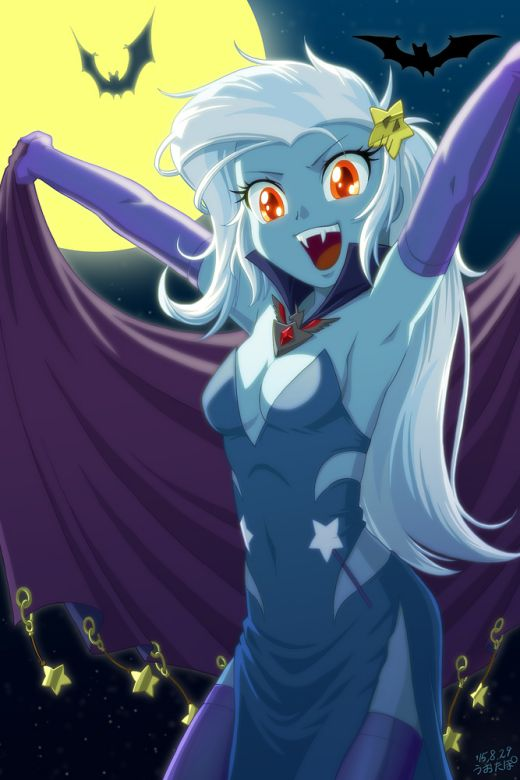 The Great and Powerful Vampiric Trixie