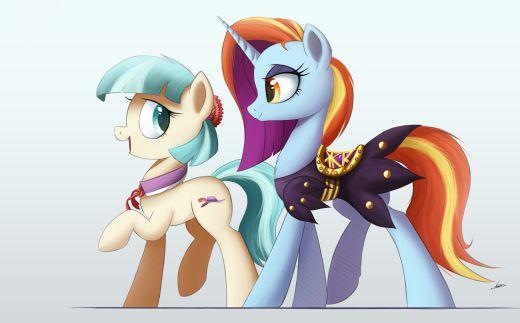 Fashun Ponies
