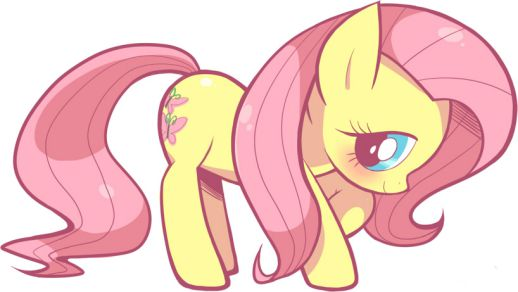 I can't stop the 'Fluttershy' feeling