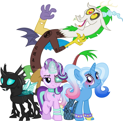 My Little Pony Suicide Squad