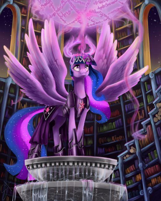 Purple Smart seraphim