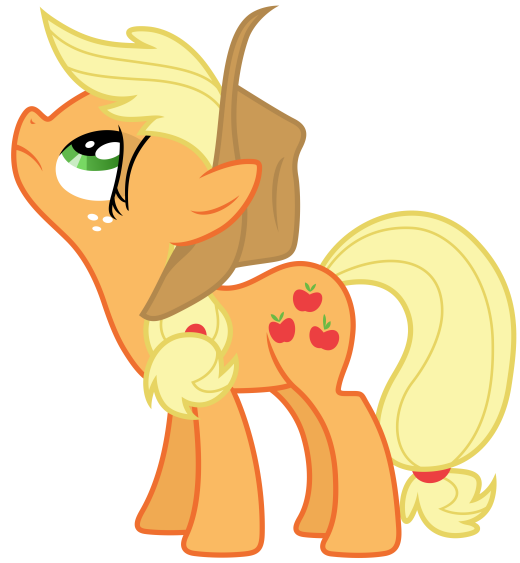 Looks Like Rain, Eh Applejack?