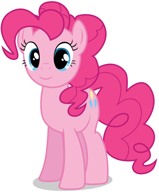 Pinkie Pie - Earth Pony - Elements of Harmony