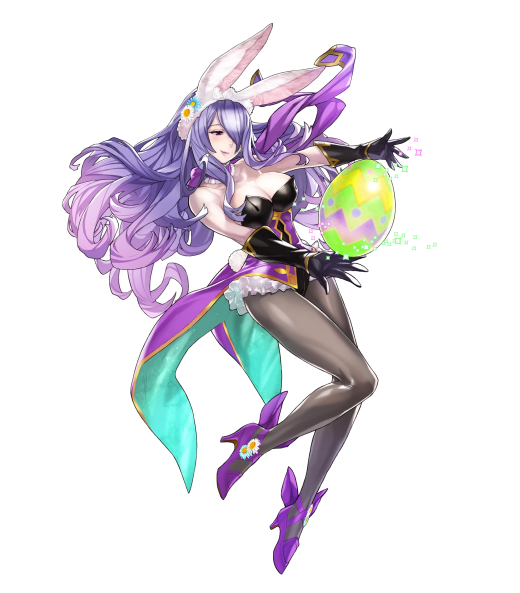 Camilla - Easter Bunny Girl
