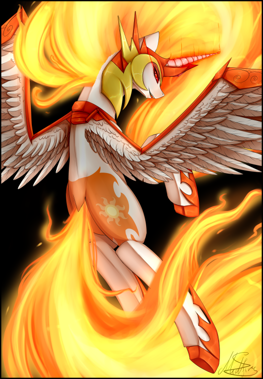 Daybreaker by midfire