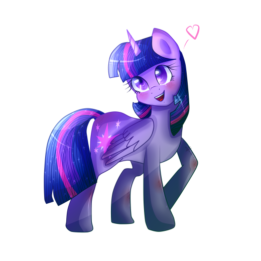 Twilight Sparkle by Lyme Sun