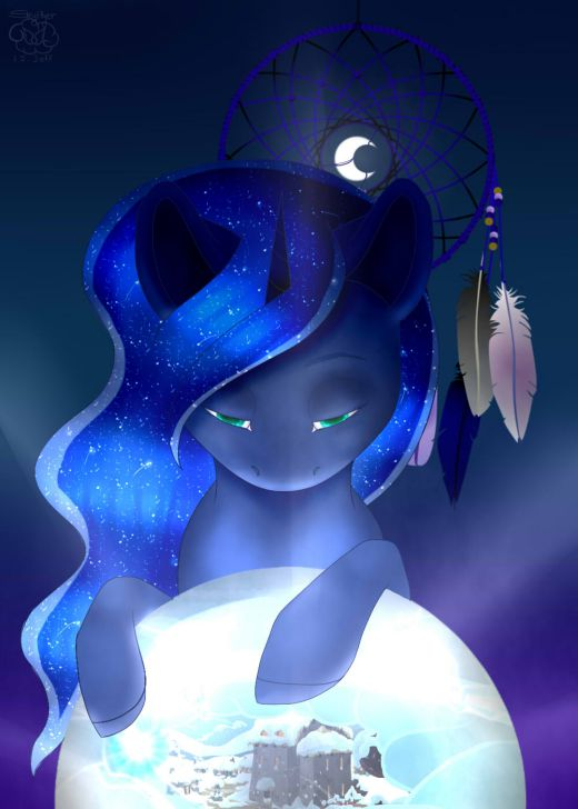 Luna by SkyFlyer206