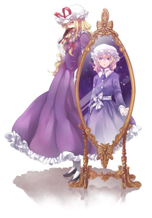 Purple   Nakaya A [pixiv]