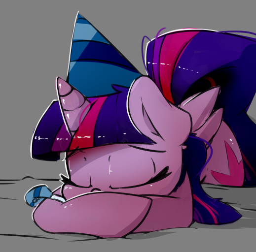 Tuckered Out by Bloodatius
