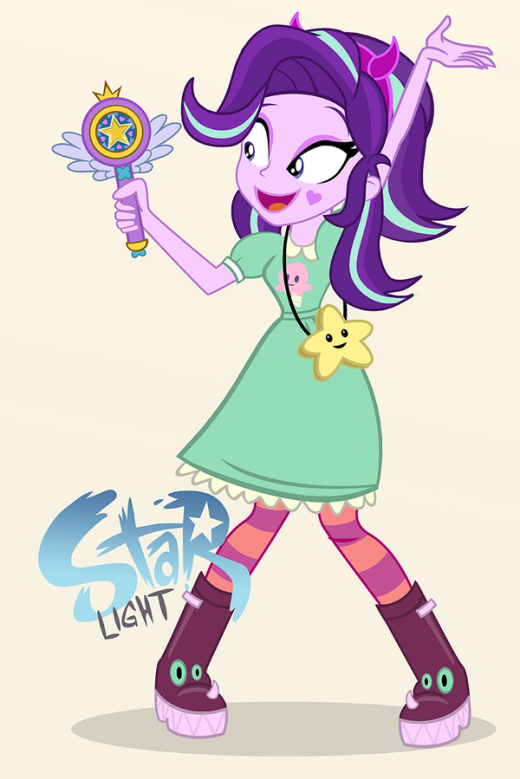 STAR light by pixel-kitties