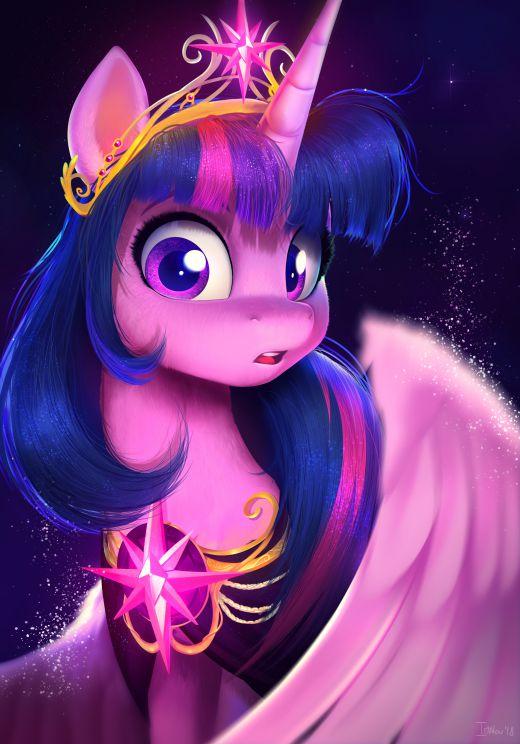 The Princess by ImalouArt