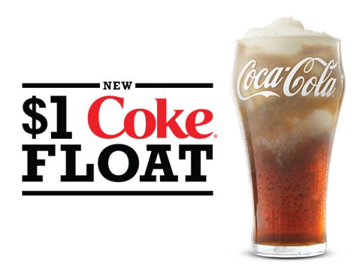 Coke Floats are here
