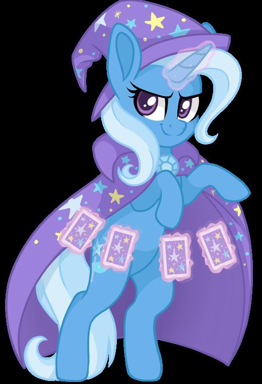 Trixie by EpochAii