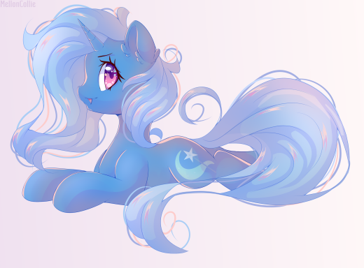 Trixie for RuBronyCon's merchandise by MellonCollie-chan