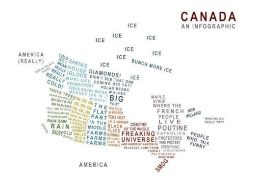 CANADA, AN INFOGRAPHIC